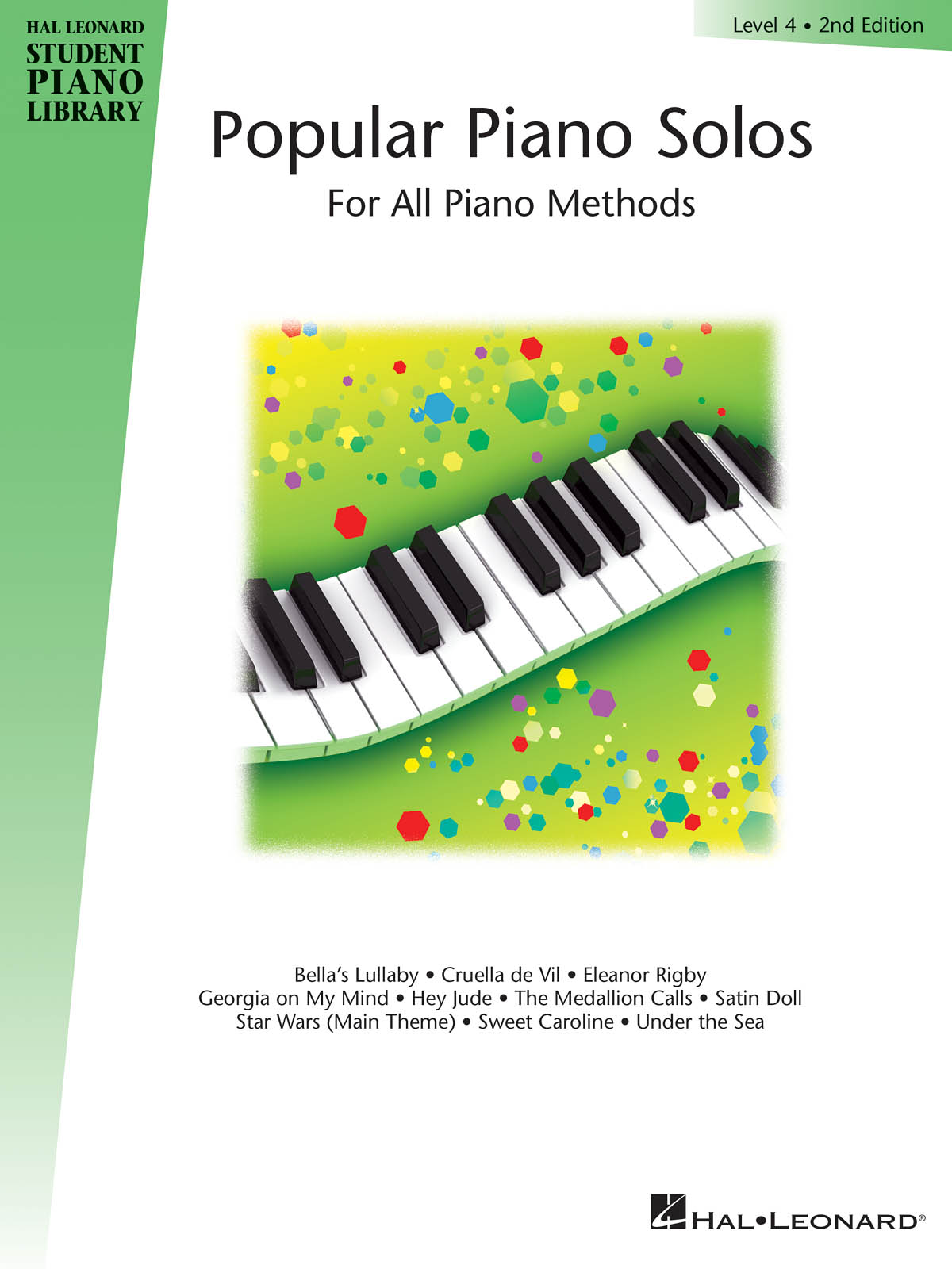 Popular Piano Solos Level 4: Piano: Instrumental Album