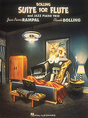Claude Bolling: Bolling: Suite for Flute and Jazz Piano Trio: Chamber Ensemble: