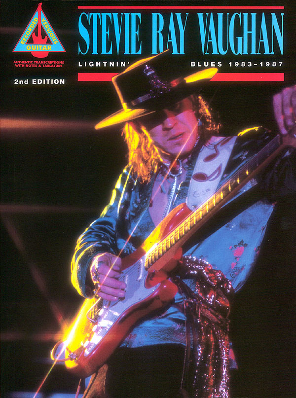 Stevie Ray Vaughan: Stevie Ray Vaughan: Guitar: Instrumental Album