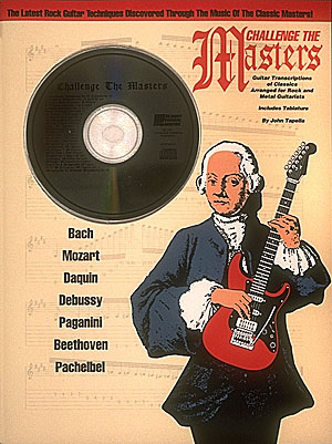 Challenge The Masters: Guitar: Instrumental Album