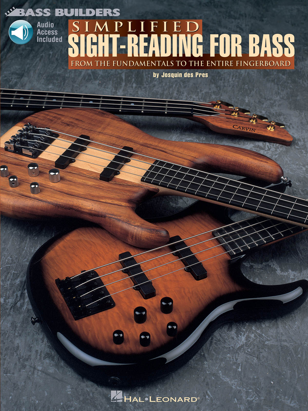 Simplified Sight - Reading For Bass: Bass Guitar Solo: Instrumental Tutor
