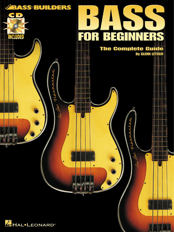 Glenn Letsch: Bass For Beginners The Complete Guide: Bass Guitar Solo: