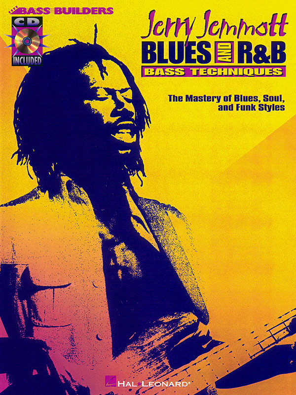 Jerry Jemmott: Blues And R&B Bass Techniques: Bass Guitar Solo: Instrumental