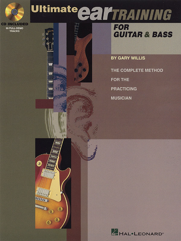 Ultimate Eartraining for Guitar and Bass: Guitar: Instrumental Tutor