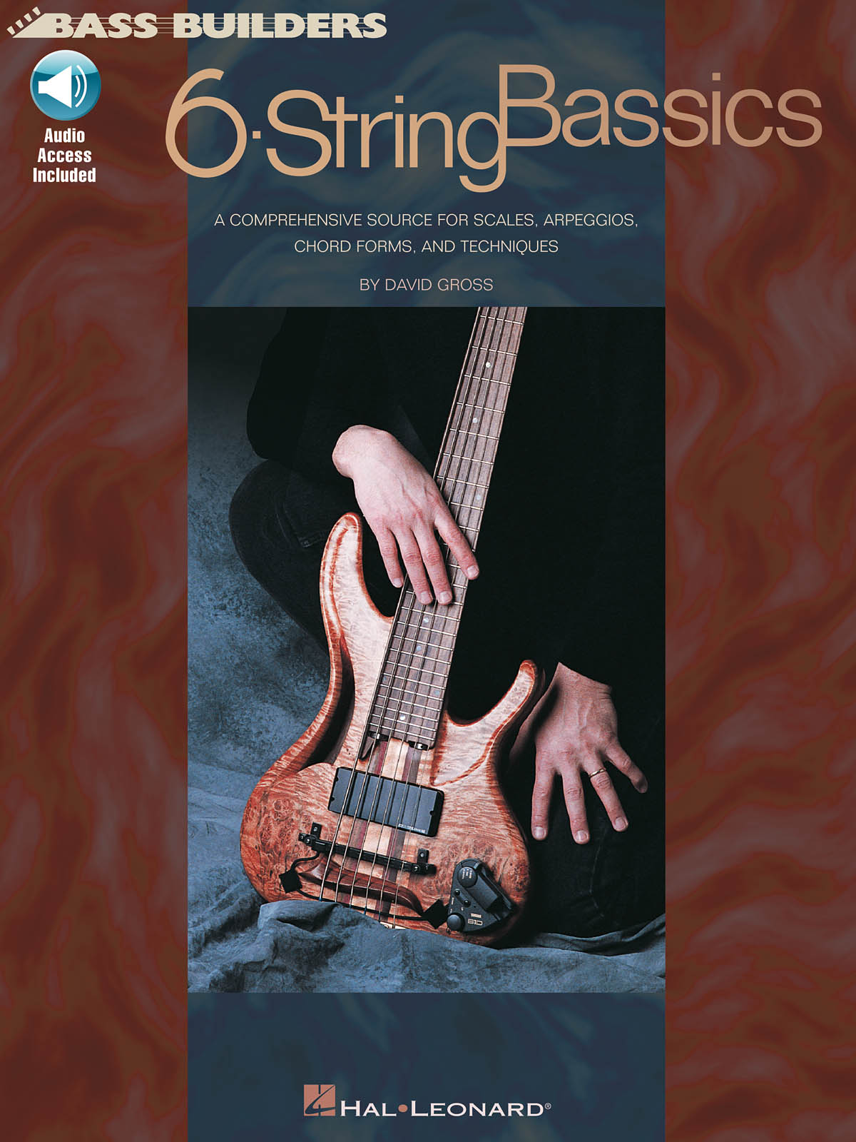 David Gross: Bass Builders 6 String Bass: Bass Guitar Solo: Instrumental Tutor
