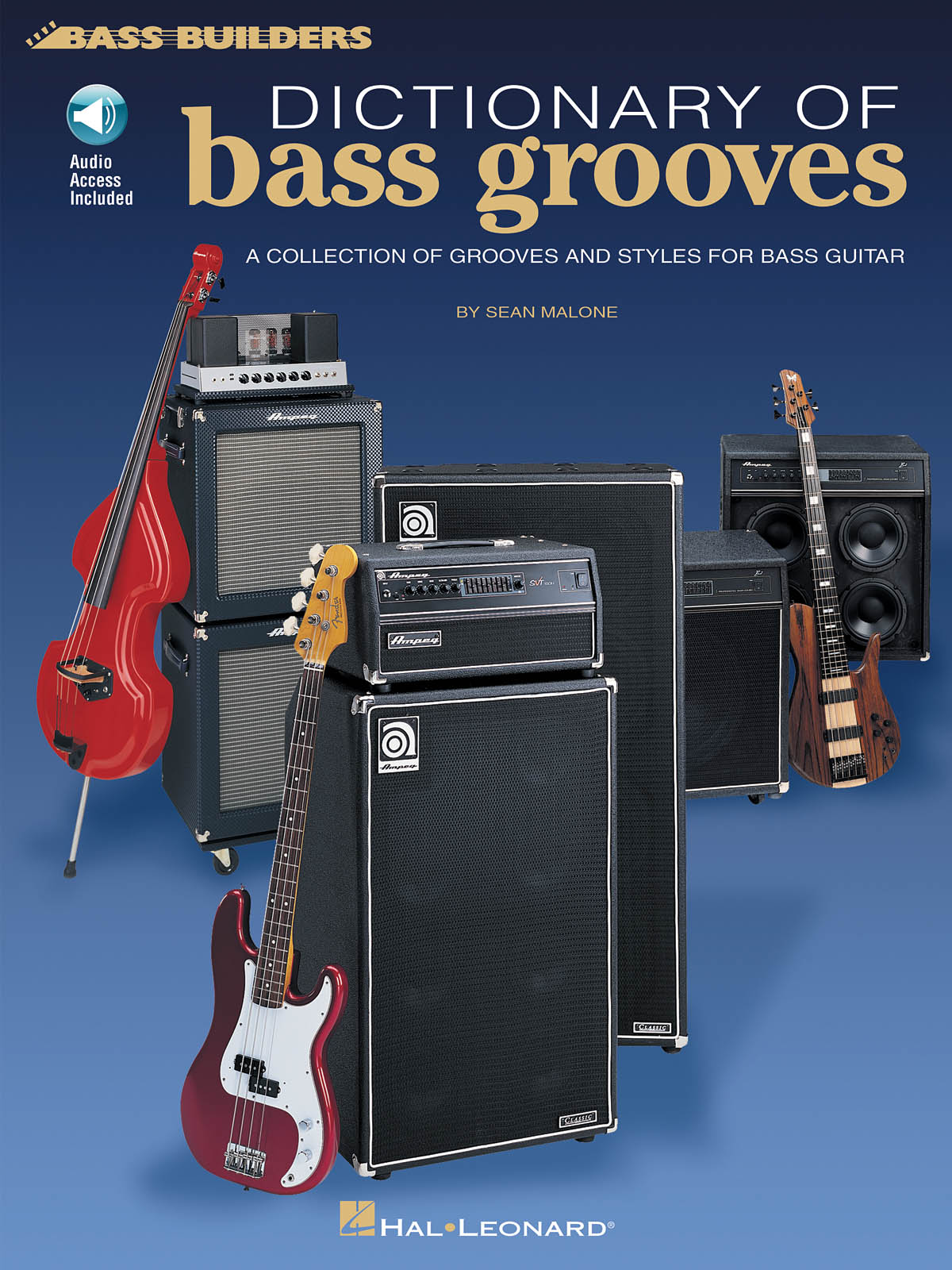 Dictionary of Bass Grooves: Bass Guitar Solo: Instrumental Tutor