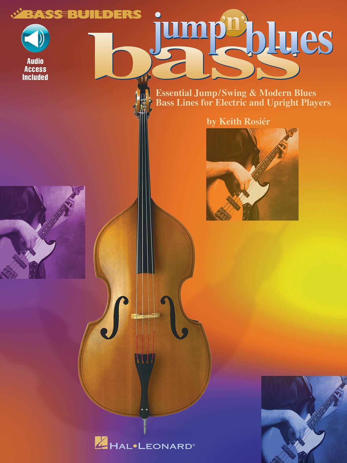 Jump 'N Blues Bass: Bass Guitar Solo: Instrumental Tutor