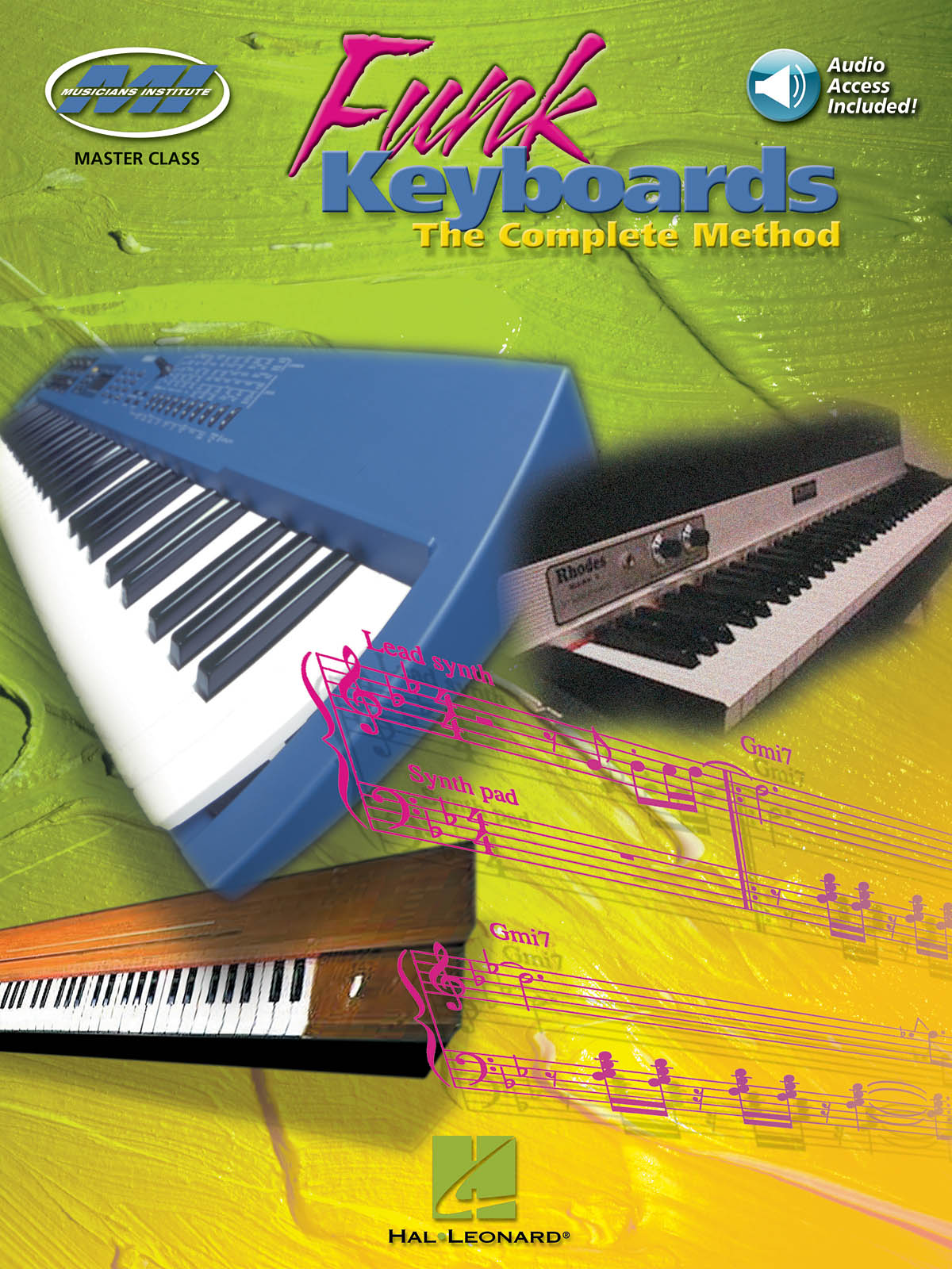 Johnson Gail: Funk Keyboards - The Complete Method: Electric Keyboard: