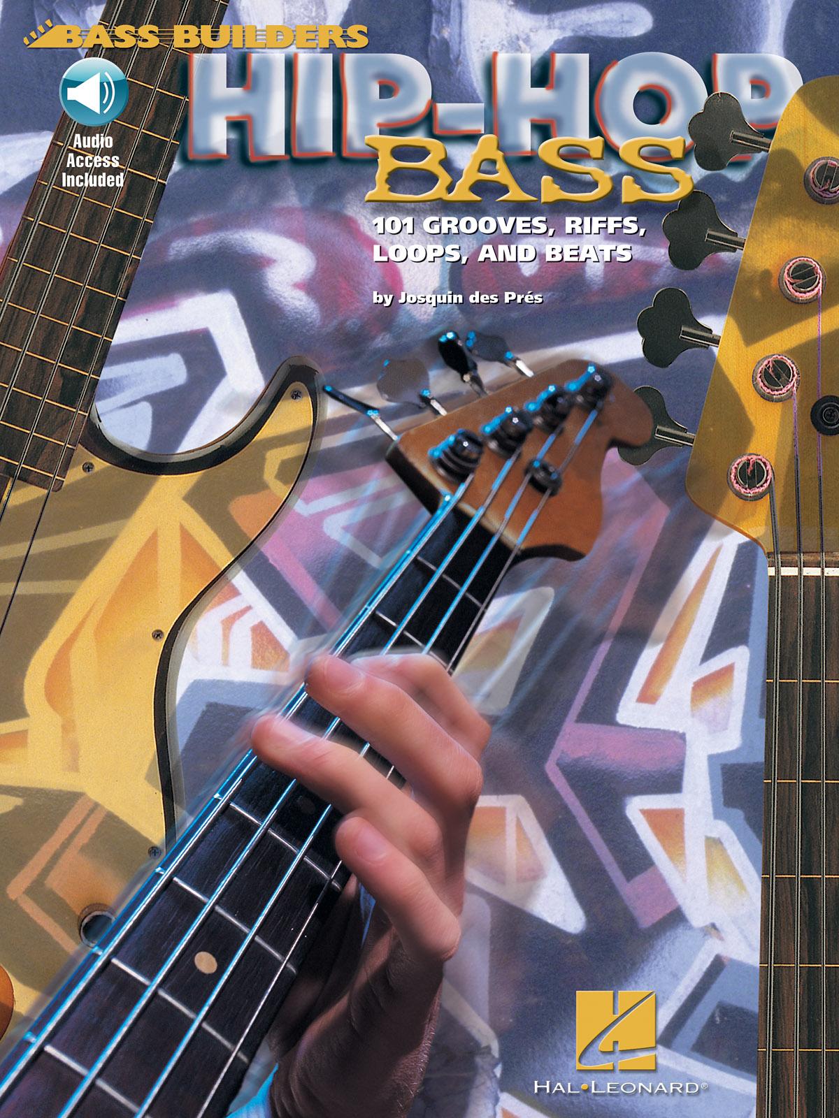 Josquin des Prés: Bass Builder's Hip-Hop Bass: Bass Guitar Solo: Instrumental