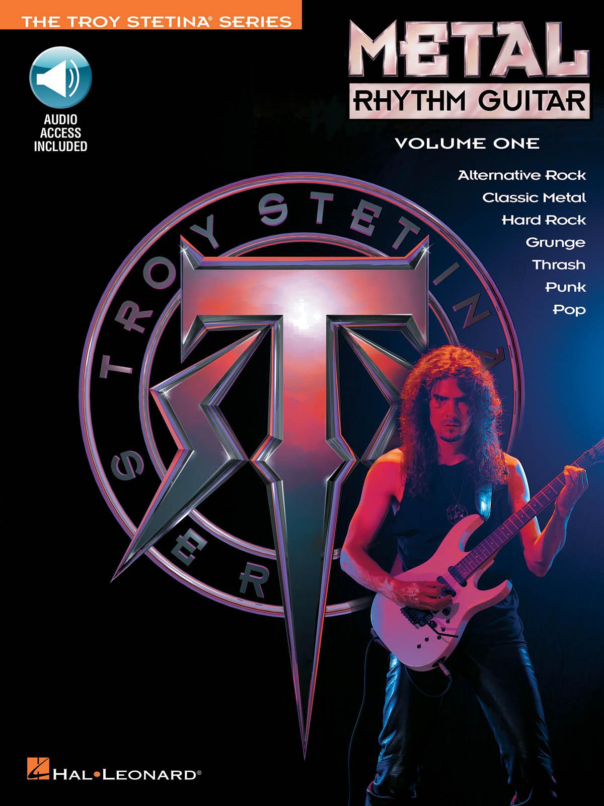Metal Rhythm Guitar Vol.I: Guitar: Instrumental Tutor
