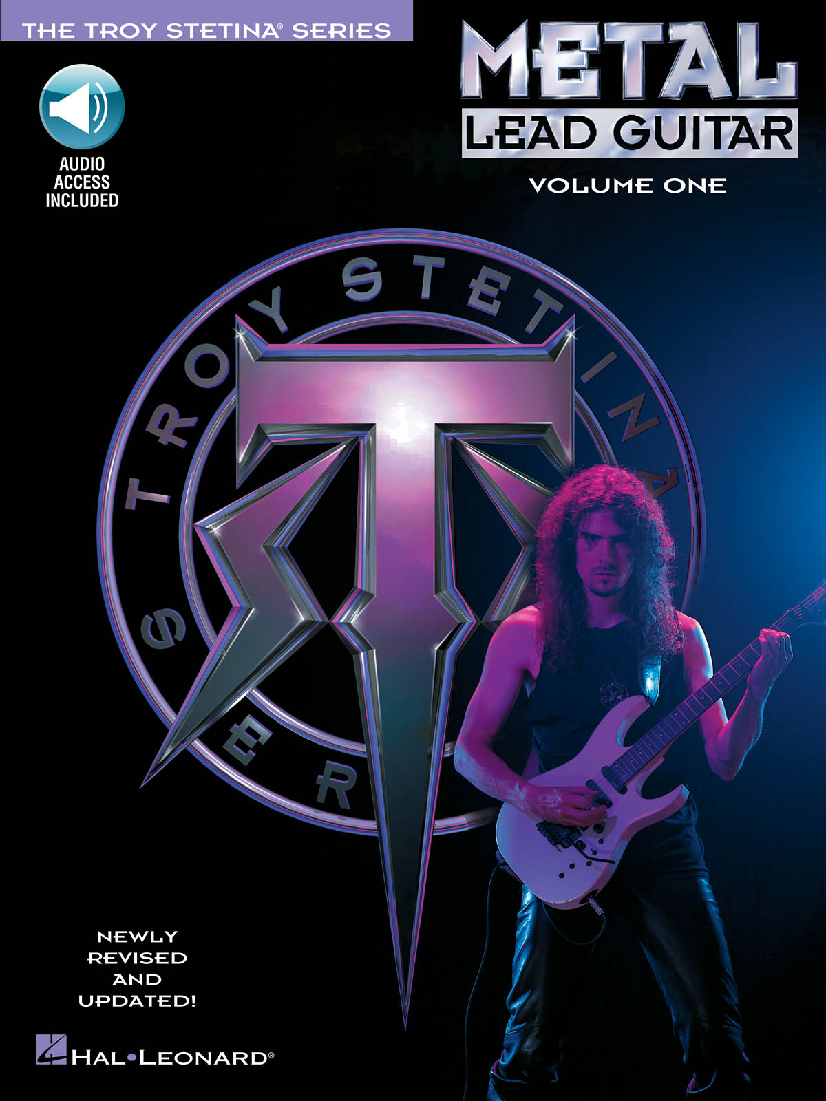 Troy Stetina: Metal Lead Guitar Vol. 1 - Stylistic Method: Guitar: Instrumental