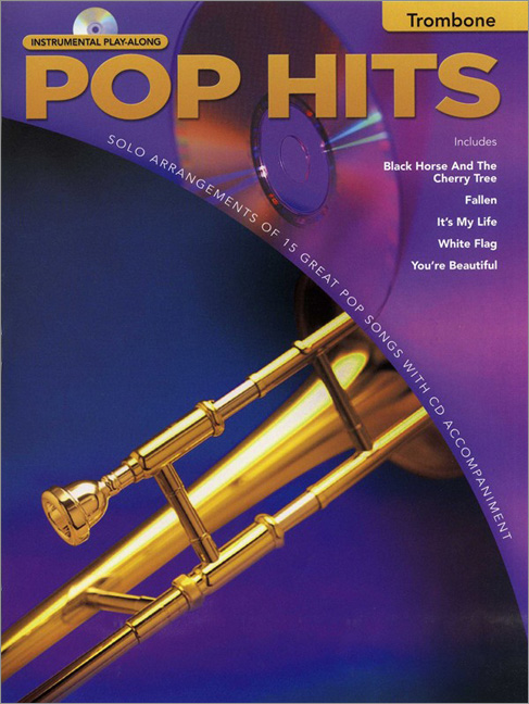 Pop Hits: Trombone: Instrumental Album