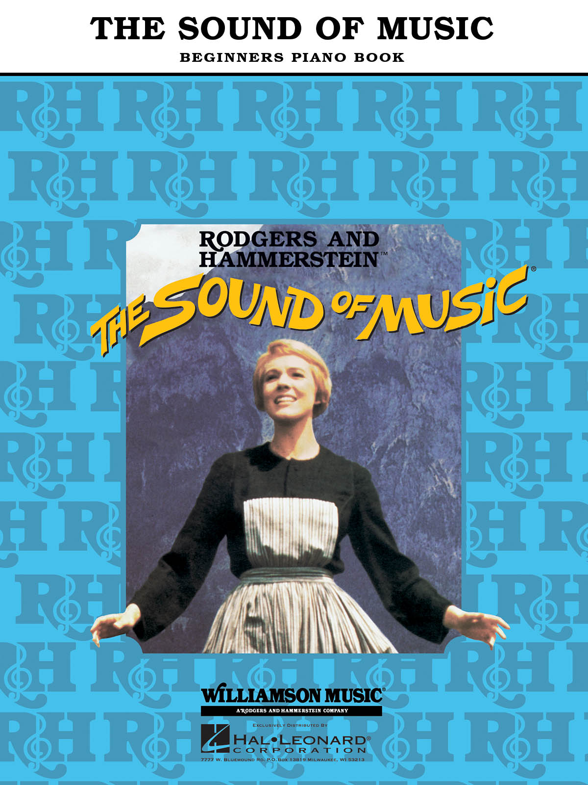 The Sound Of Music: Beginners Piano Book: Voice: Mixed Songbook