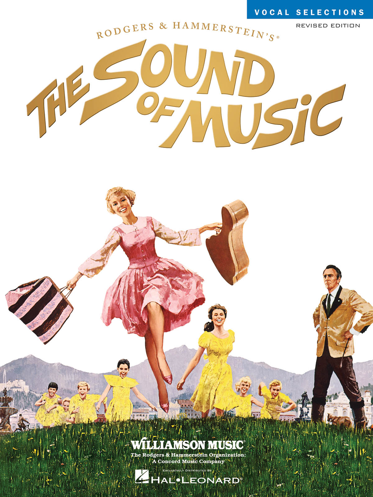 Oscar Hammerstein II Richard Rodgers: The Sound of Music: Voice & Piano: Vocal