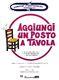 Armando Trovajoli: Aggiungi un posto a tavola: Piano  Vocal  Guitar: Artist