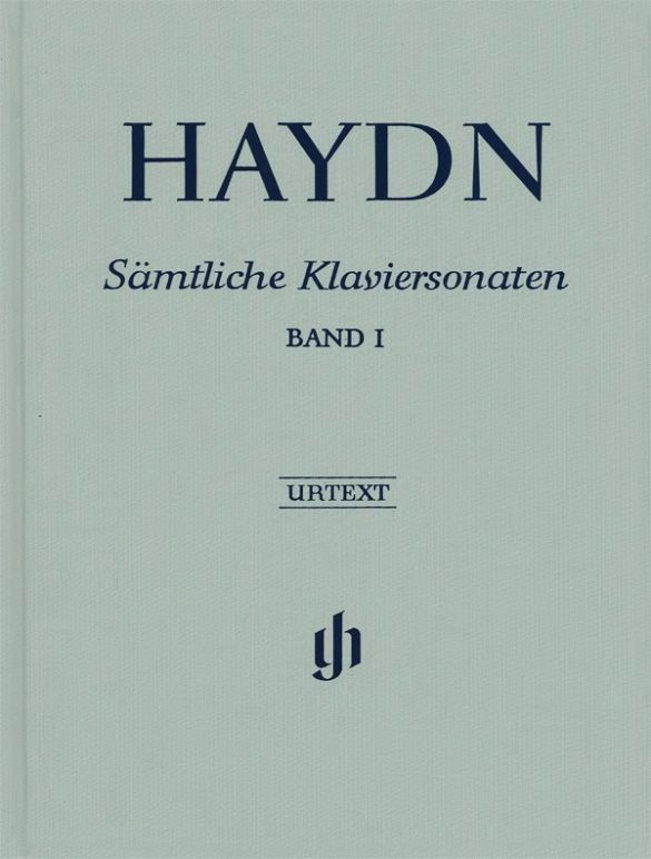 Joseph Haydn: Complete Piano Sonatas Volume I cb.: Piano: Instrumental Album