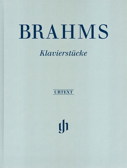 Johannes Brahms: Piano Pieces: Piano: Instrumental Album