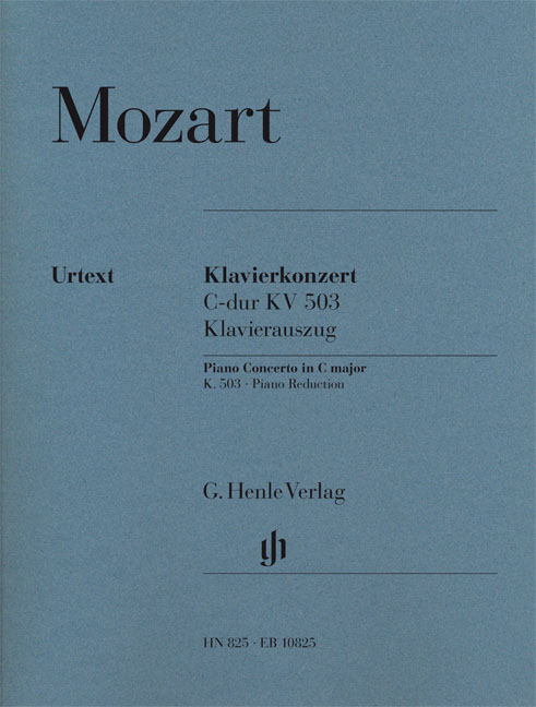 Wolfgang Amadeus Mozart: Piano Concerto In C Major K 503 For Two Pianos: Piano