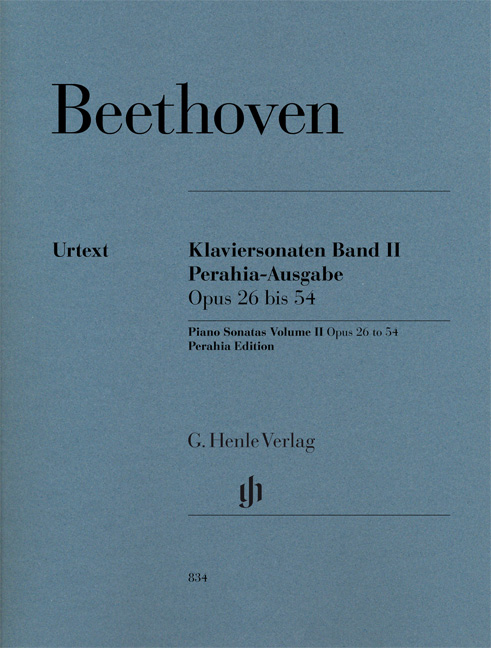 Ludwig van Beethoven: Piano Sonatas Vol. II: Piano: Instrumental Album