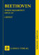 Ludwig van Beethoven: String Quartet E flat major op. 127: String Quartet: Study