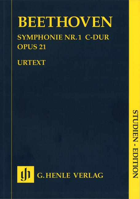 Symphonie No. 1 en Ut Majeur Op. 21
