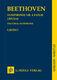 Ludwig van Beethoven: Symphony No. 6 F Major: Clarinet: Study Score