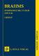Johannes Brahms: Symphonie Nr.3 F-Dur Op.90: Orchestra: Study Score