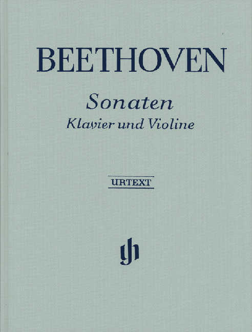 Ludwig van Beethoven: Sonatas for Piano and Violin  Volume I/II: Violin: