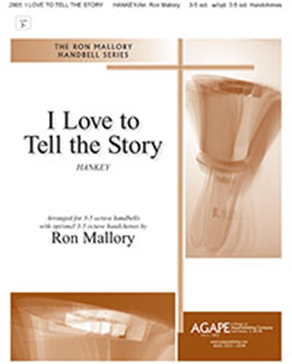 I Love To Tell the Story: Handbells: Instrumental Work