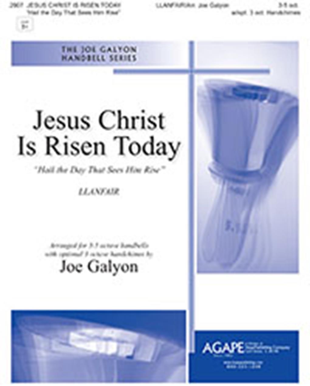 Jesus Christ Is Risen Today: Handbells: Instrumental Work