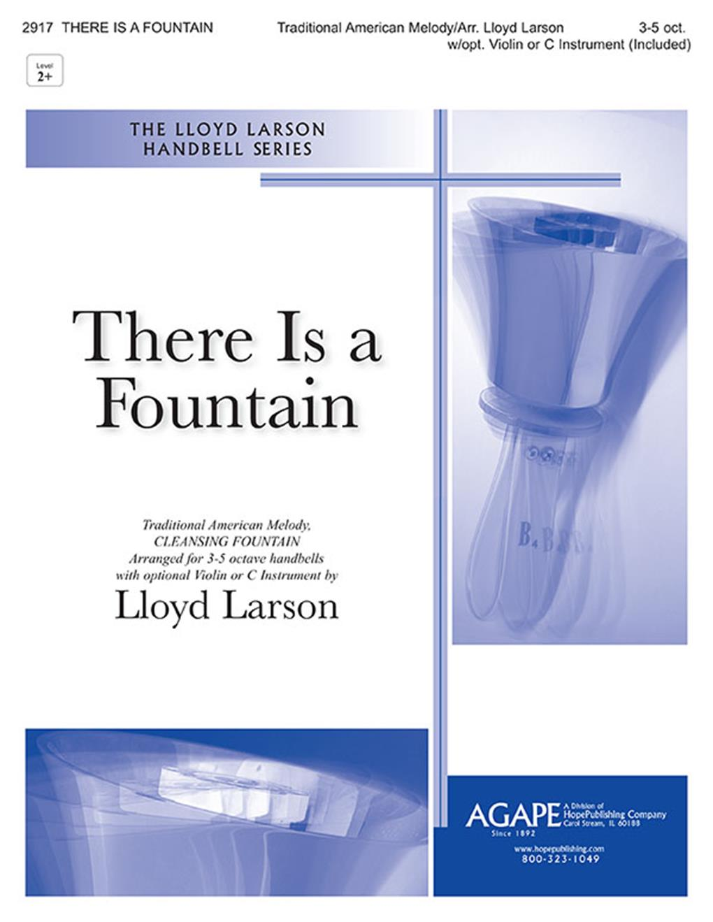 There Is A Fountain: Handbells: Instrumental Work