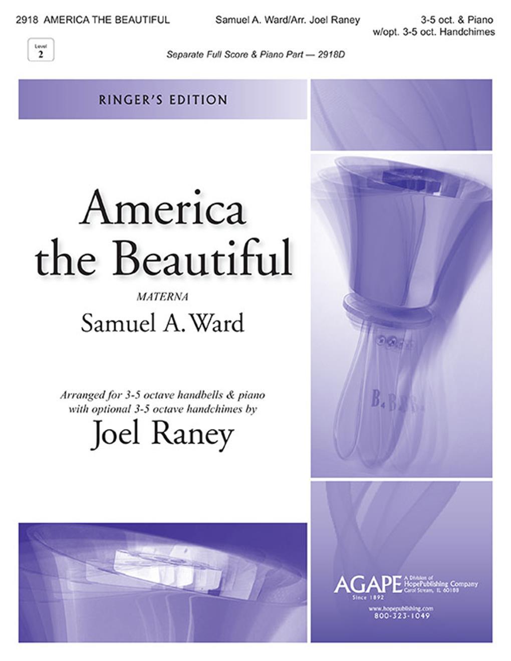 America the Beautiful: Handbells: Instrumental Work