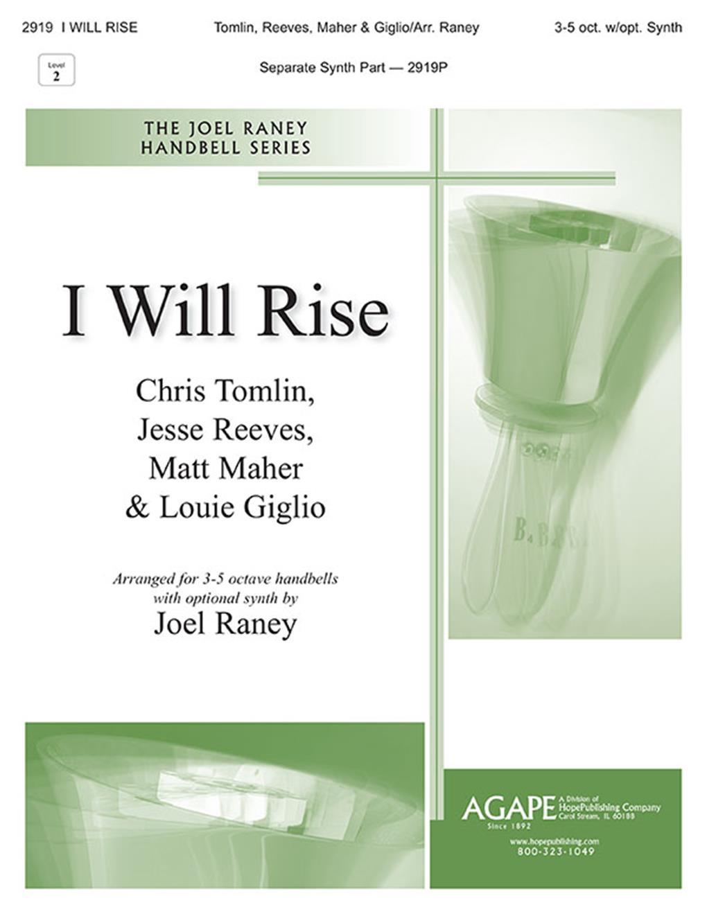I Will Rise: Handbells: Instrumental Work