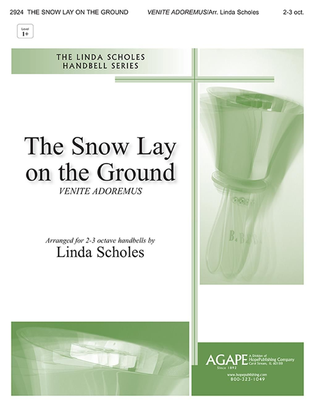Snow Lay on the Ground  The: Handbells: Instrumental Work