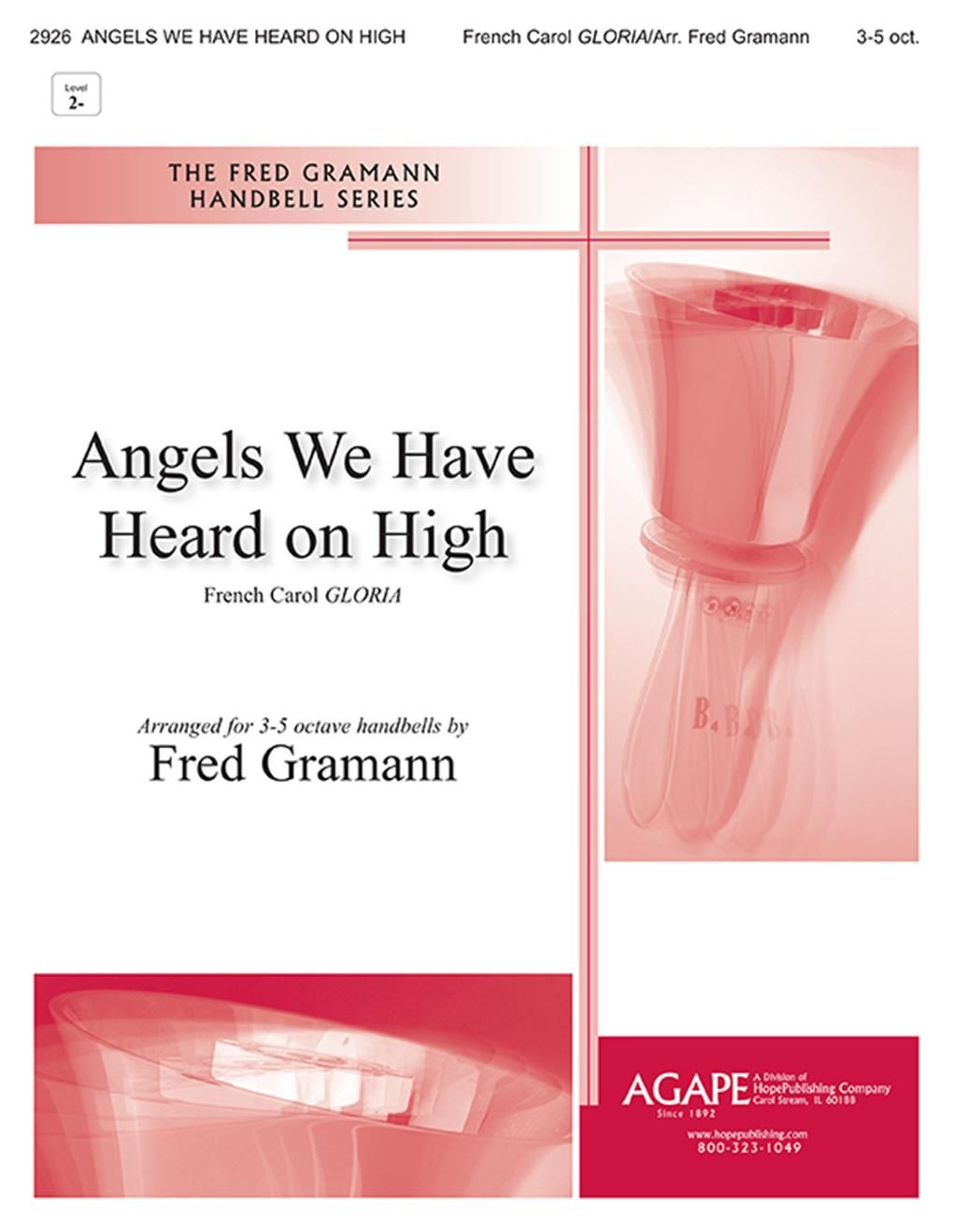 Angels We Have Heard On High: Handbells: Instrumental Work