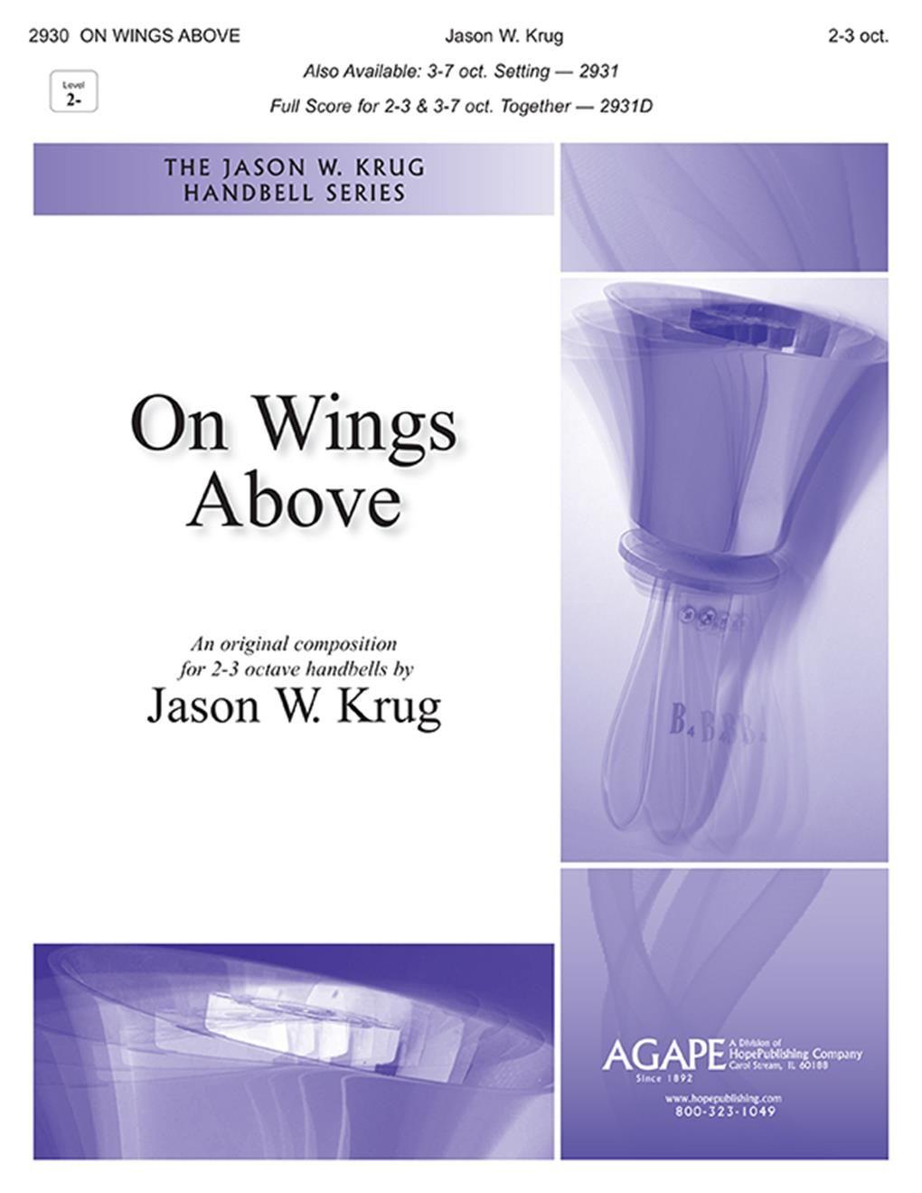 On Wings Above: Handbells: Instrumental Work