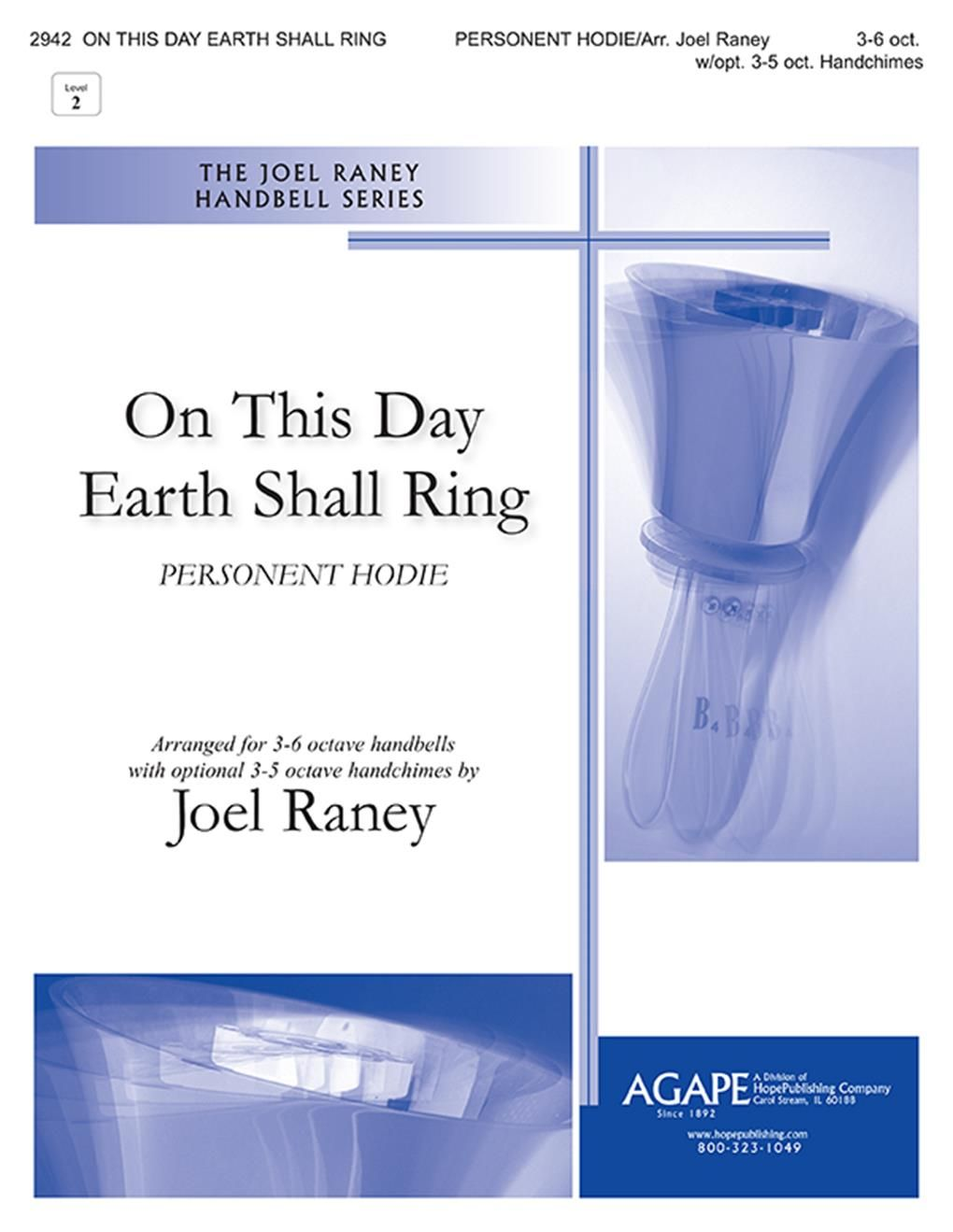On This Day Earth Shall Ring: Handbells: Instrumental Work