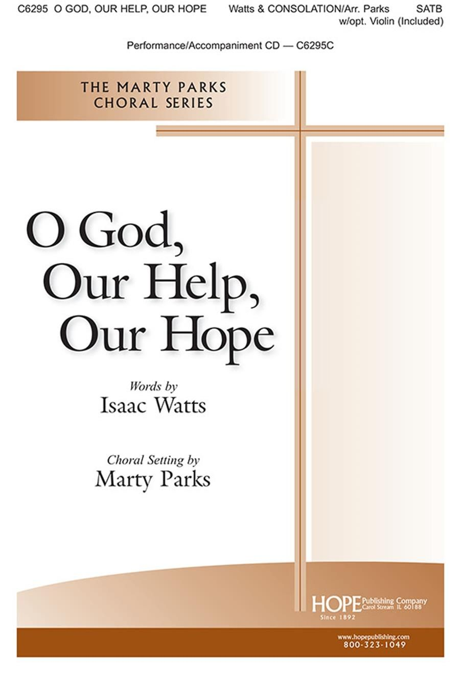 O God  Our Help  Our Hope: SATB: Vocal Score
