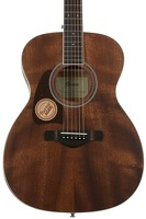 AC340L Artwood Acoustic Lefty Thermo Aged Guitar: Acoustic Guitar