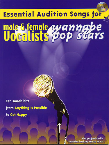 Essential Audition Songs Male &: Piano  Vocal  Guitar: Vocal Album