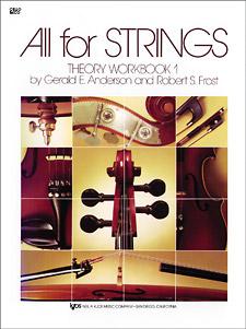 All For Strings 1 Theory: String Ensemble: Instrumental Tutor