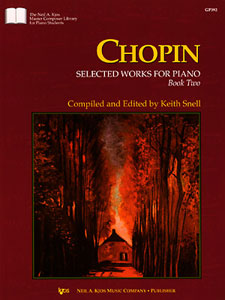 Frédéric Chopin: Selected Works For Piano - Book Two: Piano: Instrumental Album