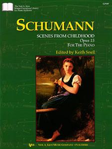 Robert Schumann: Scenes From Childhood Op.15: Piano: Instrumental Album