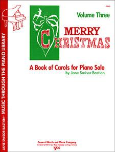 Merry Christmas 3: Piano: Instrumental Work