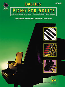 Piano For Adults 1: Piano: Instrumental Tutor