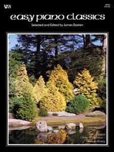 James Bastien: Easy Piano Classics: Piano: Instrumental Album