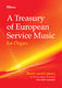 A Treasury of European Service Music for Organ: Organ: Instrumental Album