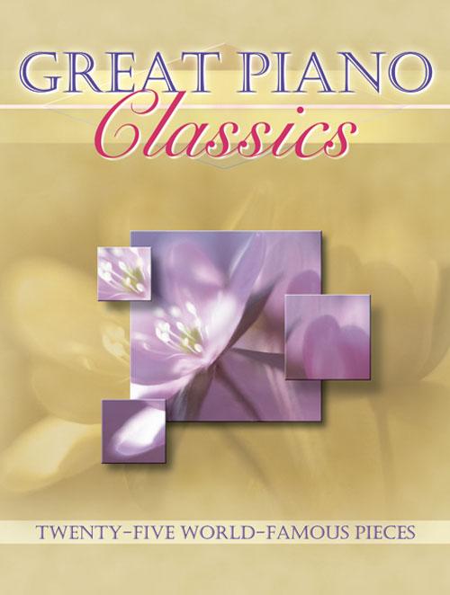 Great Piano Classics: Piano: Instrumental Album