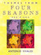 Antonio Vivaldi: Themes From Four Seasons for Piano: Piano