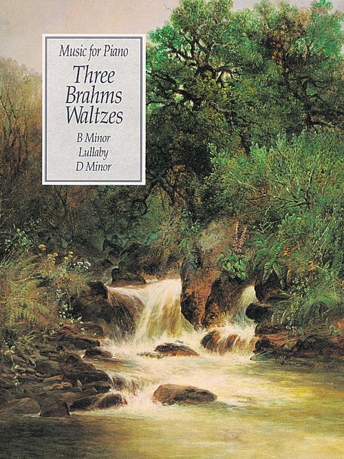 Johannes Brahms: Three Waltzes: Piano